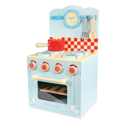 Le Toy Van Oven and Hob with Accessories -listing