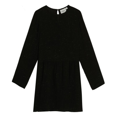 Hartford Woolen Lurex Dress -listing