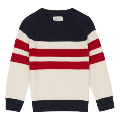Hartford Pullover aus Merinoswolle Olympic-listing