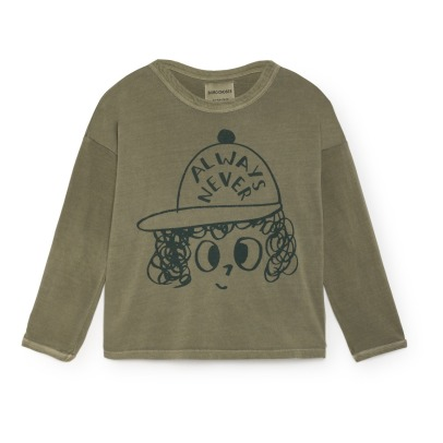 Bobo Choses Always Never Organic Cotton T-shirt-listing
