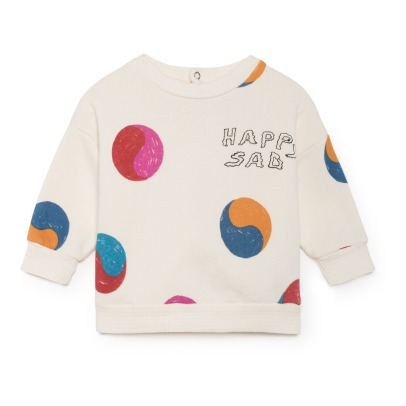 Bobo Choses Sweat Coton Bio Ying Yang-listing