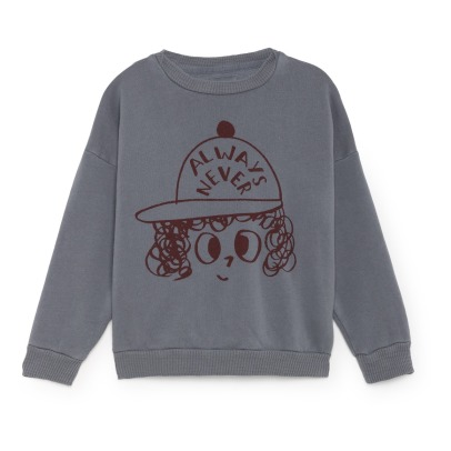 Bobo Choses Sweat Coton Bio Always Never-listing