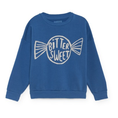 Bobo Choses Bonbon Organic Cotton Sweatshirt-listing