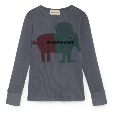 Bobo Choses Elephant Organic Cotton T-shirt -listing