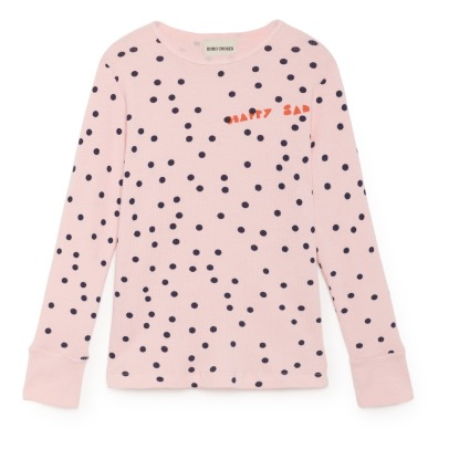 Bobo Choses Polka Dot Organic Cotton T-shirt -listing