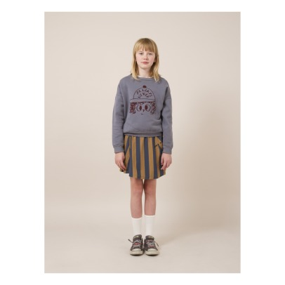 Bobo Choses Organic Cotton Mini Skirt -listing