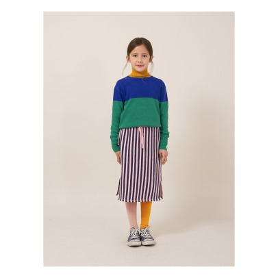 Bobo Choses Organic Cotton Midi Skirt -listing