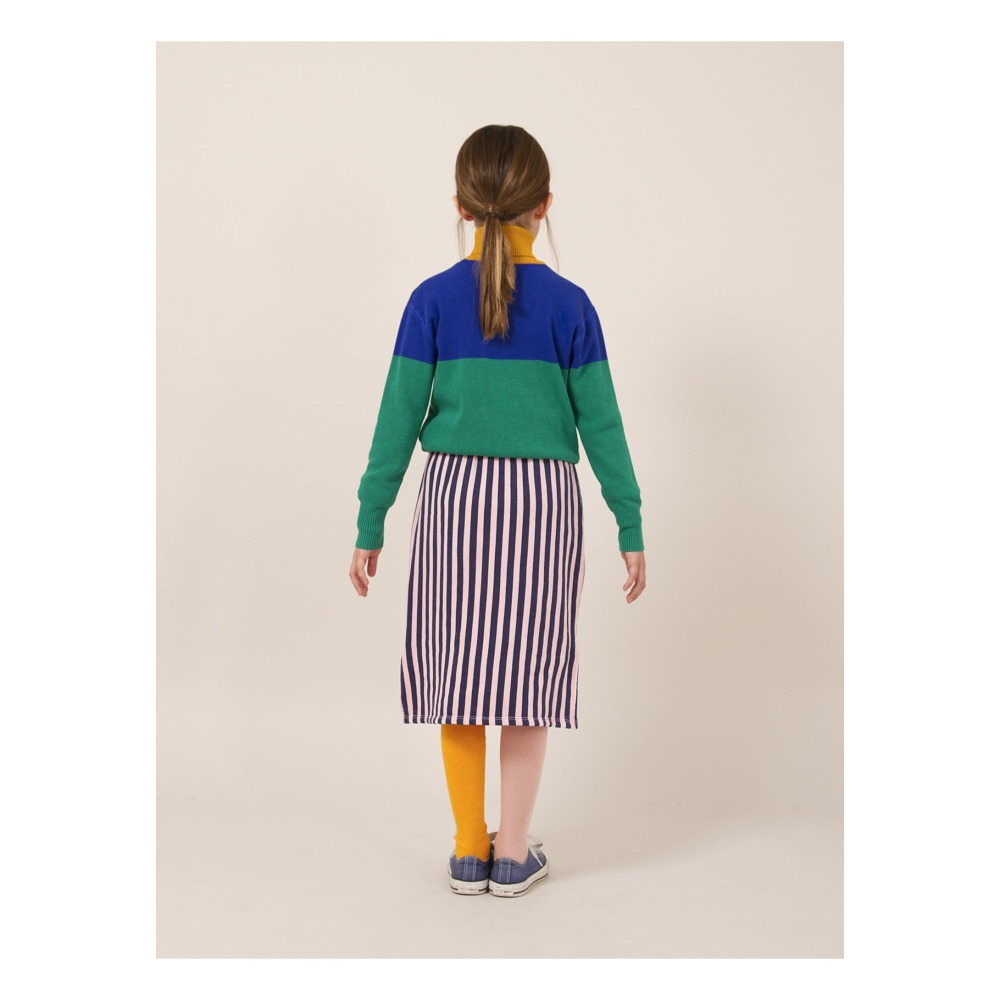 Organic Cotton Midi Skirt -product
