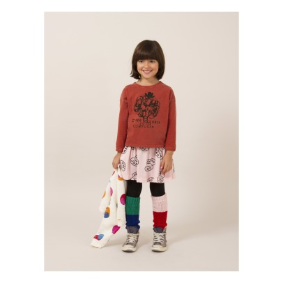 Bobo Choses Two-tone Woolen Leg Warmers -product
