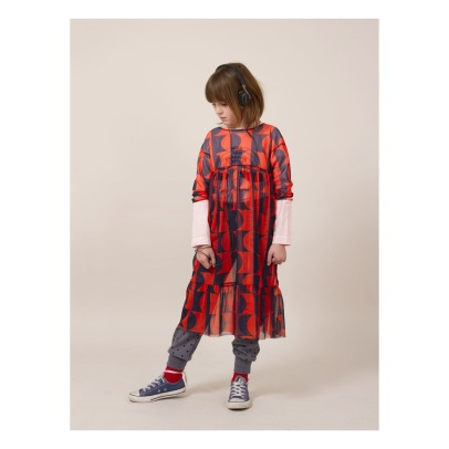Bobo Choses See-trough Jacket -listing