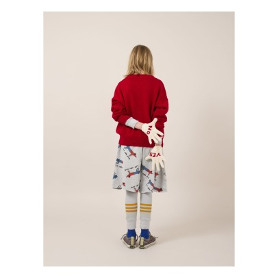 Bobo Choses Yes, No Wool and Cashmere Gloves -product