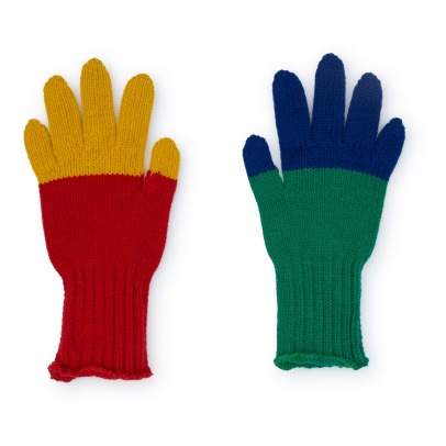 Bobo Choses Merino Wool Gloves -listing
