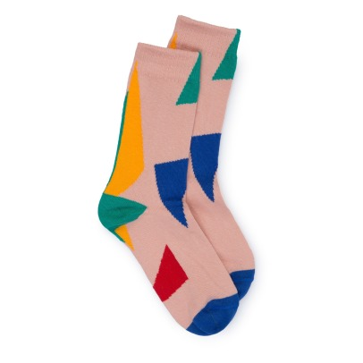 Bobo Choses Jacquard Socks -listing