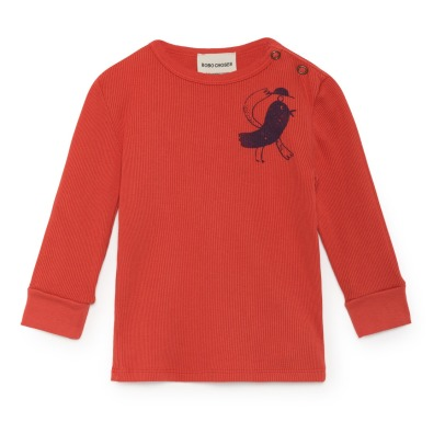Bobo Choses Organic Cotton Cars T-shirt -listing
