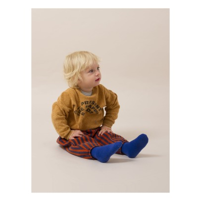 Bobo Choses Organic Cotton Sweatshirt -listing