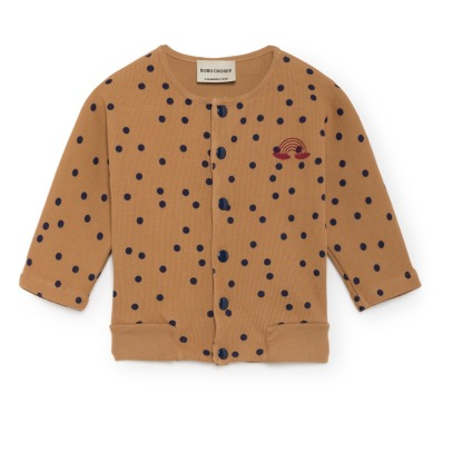 Bobo Choses Organic Cotton Polka Dot Sweatshirt -listing