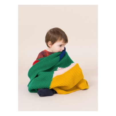 Bobo Choses Merino Wool Cover -product