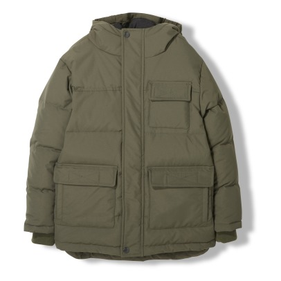 Finger in the nose Snowtown Down Jacket -listing