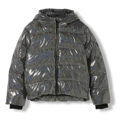 Finger in the nose Snowfield Down Jacket -listing