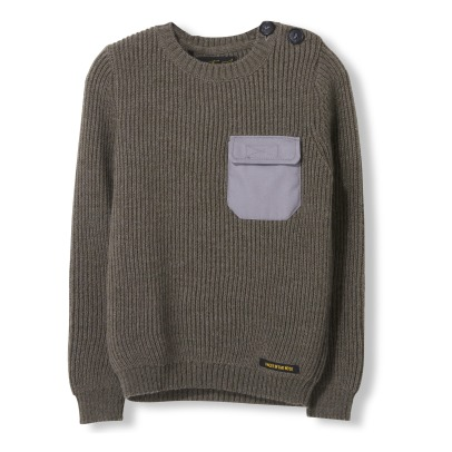 Finger in the nose Pullover Rudy -listing
