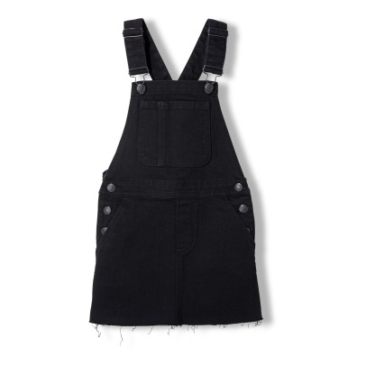 Finger in the nose Cherry Pinafore Dress -listing