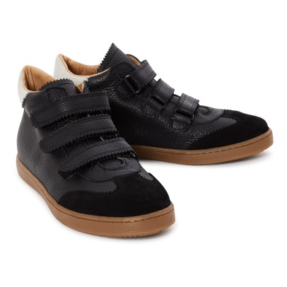 Gallucci High Leather Trainers -listing