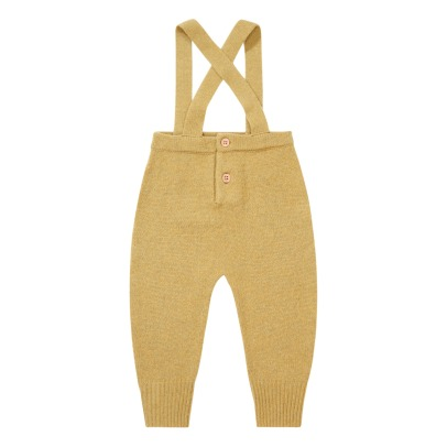 Caramel Gopher Merino Wool Trousers -product