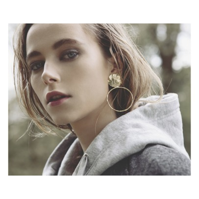 Elise Tsikis Thebe Earrings -listing