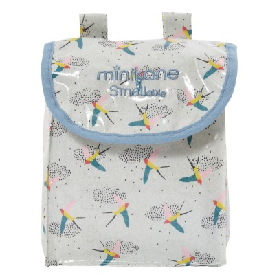 Minikane Jack Birds Handlebar Bag Smallable x Minikane-listing