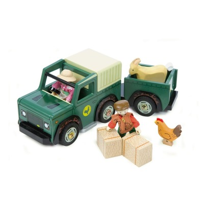 Le Toy Van Track Stucker -listing