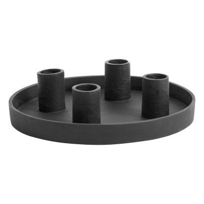 Smallable Home Candle Holder Round Try -listing