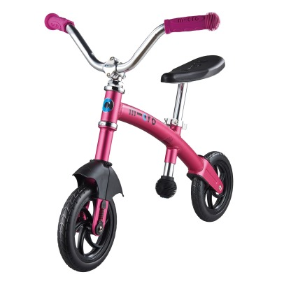 Micro G-Bike Deluxe Push Bike with Small Wheels -listing
