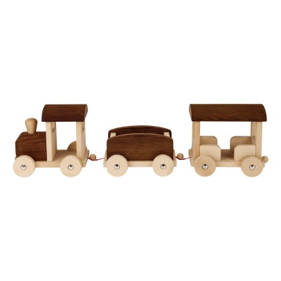 Goki Bern Wooden Train-listing