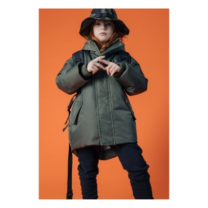 Finger in the nose Snowdoll Down Jacket -listing