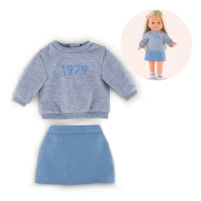 Corolle Ma Corolle - 1979 Skirt and Sweatshirt 36cm-listing