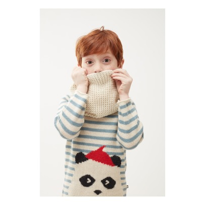 Oeuf NYC Snood Baby Alpaga-product