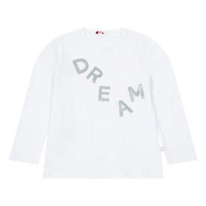 Il Gufo T-Shirt Dream mit Pailletten -listing