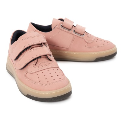 Acne Studios Leather Velcro  Trainers -listing