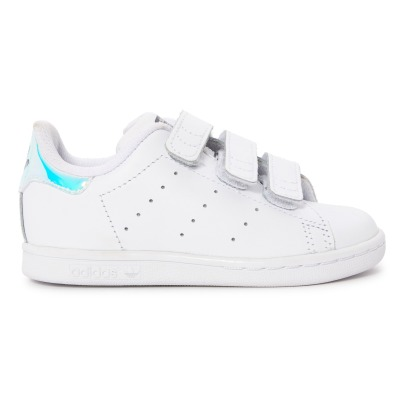 Adidas Stan Smith Iridescent Velcro Trainers-listing