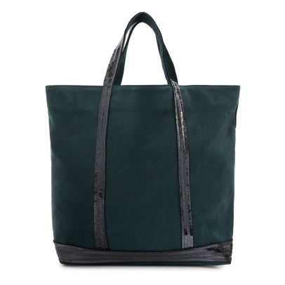 Vanessa Bruno Shopper Medium + Nubuk -listing