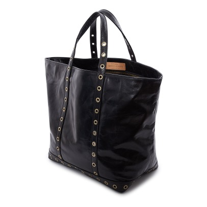 Vanessa Bruno Flowers Leather Tote Bag -listing