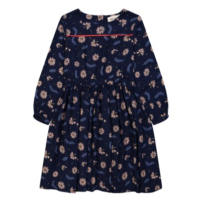 Hello Simone Demeter Blueberry Midi Dress-listing