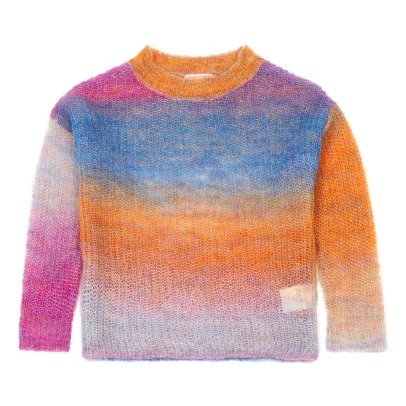 Morley Irsia Wool and Mohair Jumper -listing