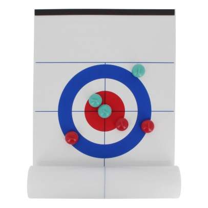 Smallable Toys Jeu de curling sur table-listing