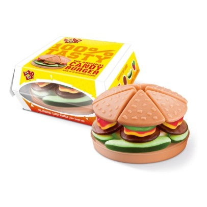 Smallable Toys Jellly Candies Burger 130g -listing