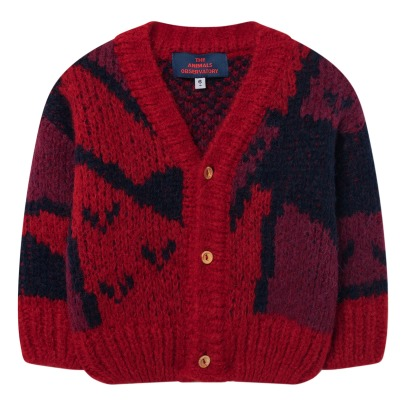 The Animals Observatory Cardigan Arty Peasant-listing