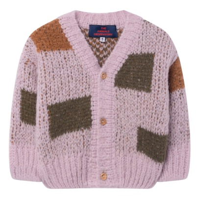 The Animals Observatory Cardigan Carrés Arty Peasant-listing