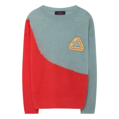 The Animals Observatory Bull Two-tone Jumper -listing