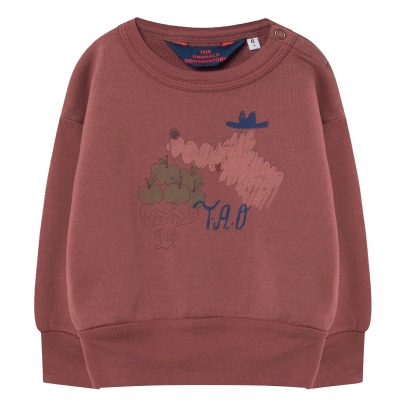 The Animals Observatory Sweatshirt Bear-listing