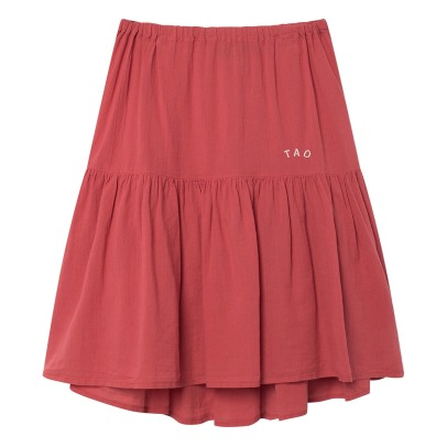 The Animals Observatory Bird Frilled Skirt -listing